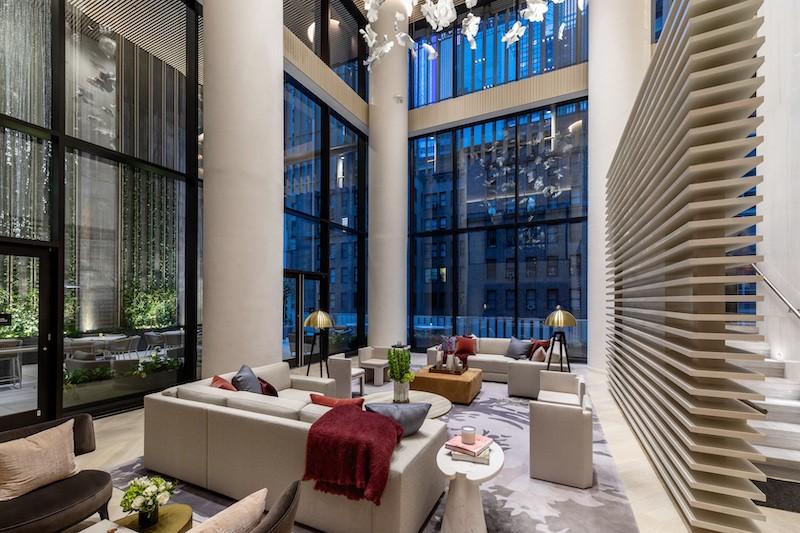 纽约曼哈顿使馆区的五星级住宅 物业费却极低?_图1-3