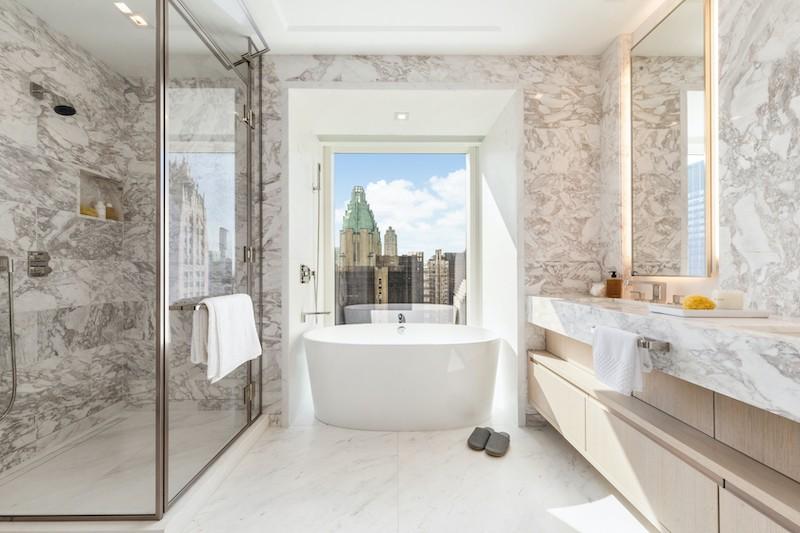 纽约曼哈顿使馆区的五星级住宅 物业费却极低?_图1-12
