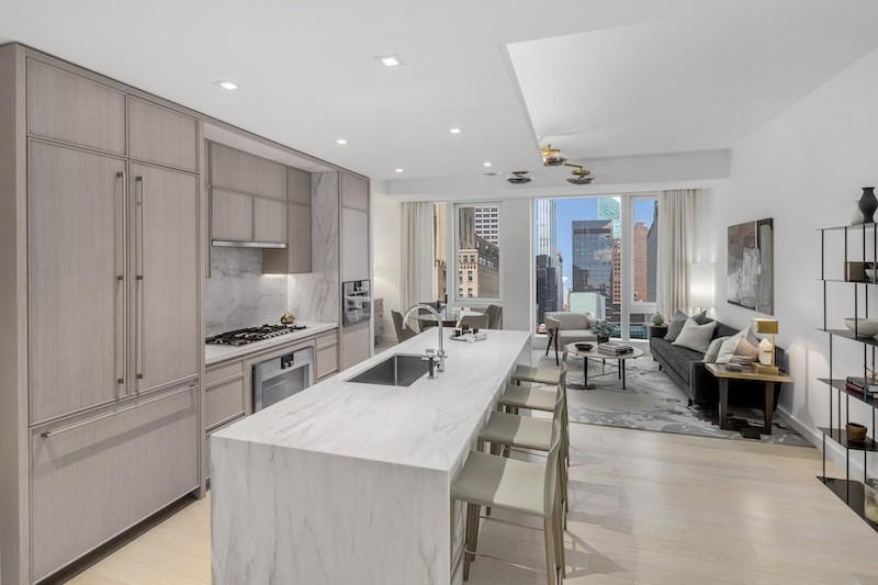 纽约曼哈顿使馆区的五星级住宅 物业费却极低?_图1-11