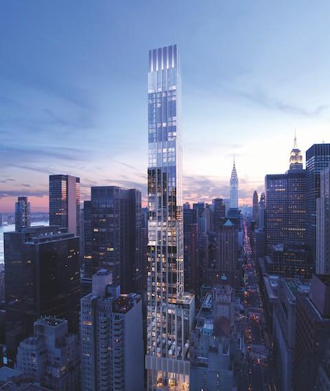 纽约曼哈顿使馆区的五星级住宅 物业费却极低?_图1-2
