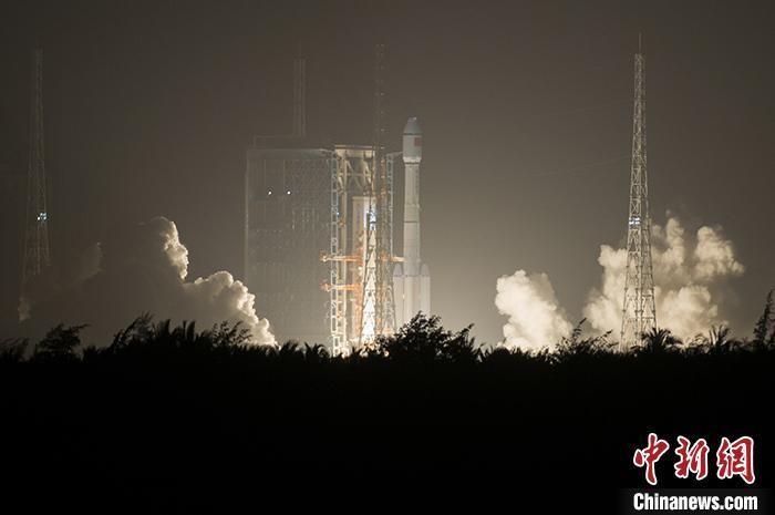 """长征火箭家族的""""老""""""""新""""""""重""""_图1-5"""