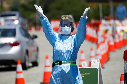 疫情下的加州:几大支柱产业均遭重创 复苏前路漫漫_图1-3