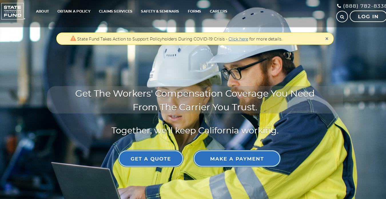 防疫情蔓延 加州政府的5000万元保险基金接受申请了_图1-1