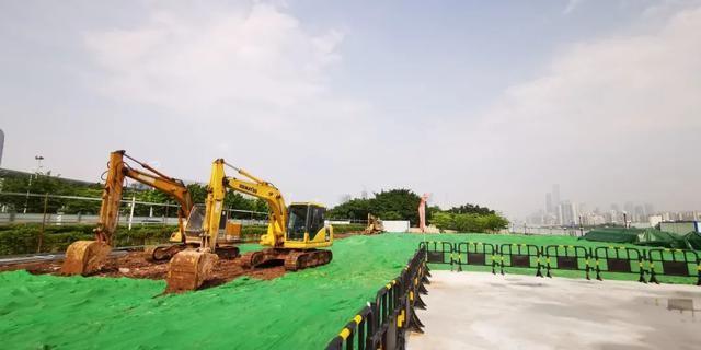 明年开通!广州琶洲客运码头动工 两小时直达香港机场_图1-2
