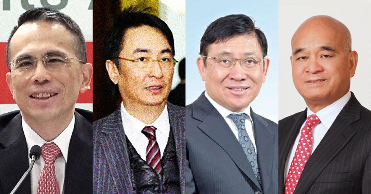 """香港四大地产商表态撑""""港版国安法""""_图1-3"""