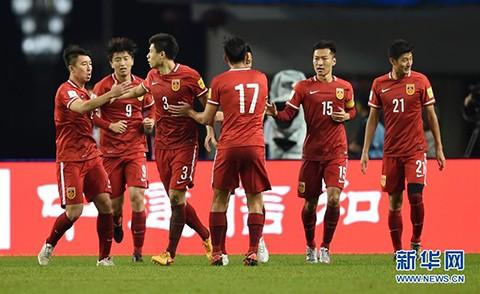 中国男足世预赛时间确定 将于10月、11月进行_图1-1