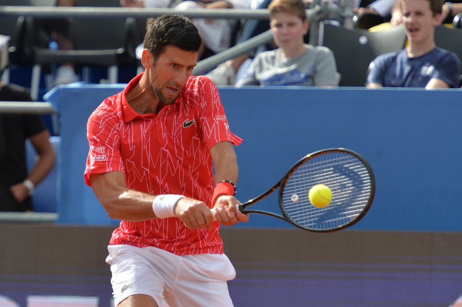 网球名将德约科维奇和妻子新冠病毒检测结果呈阳性_图1-1