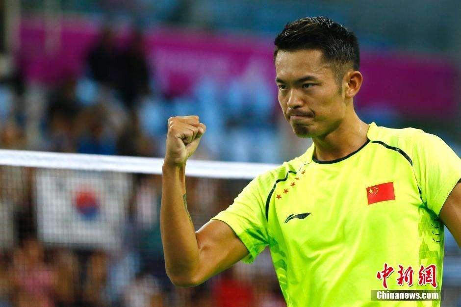 林丹宣布退役 无缘第5次出征奥运会_图1-1