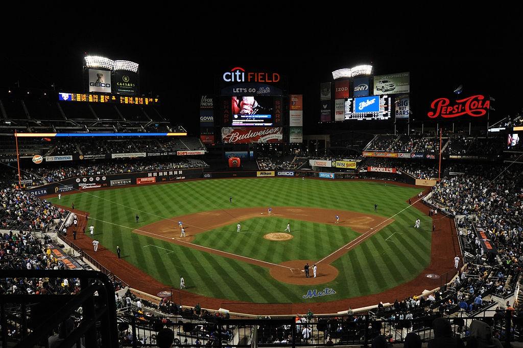 纽约Mets棒球队两人确诊新冠 两场比赛被迫推迟_图1-1