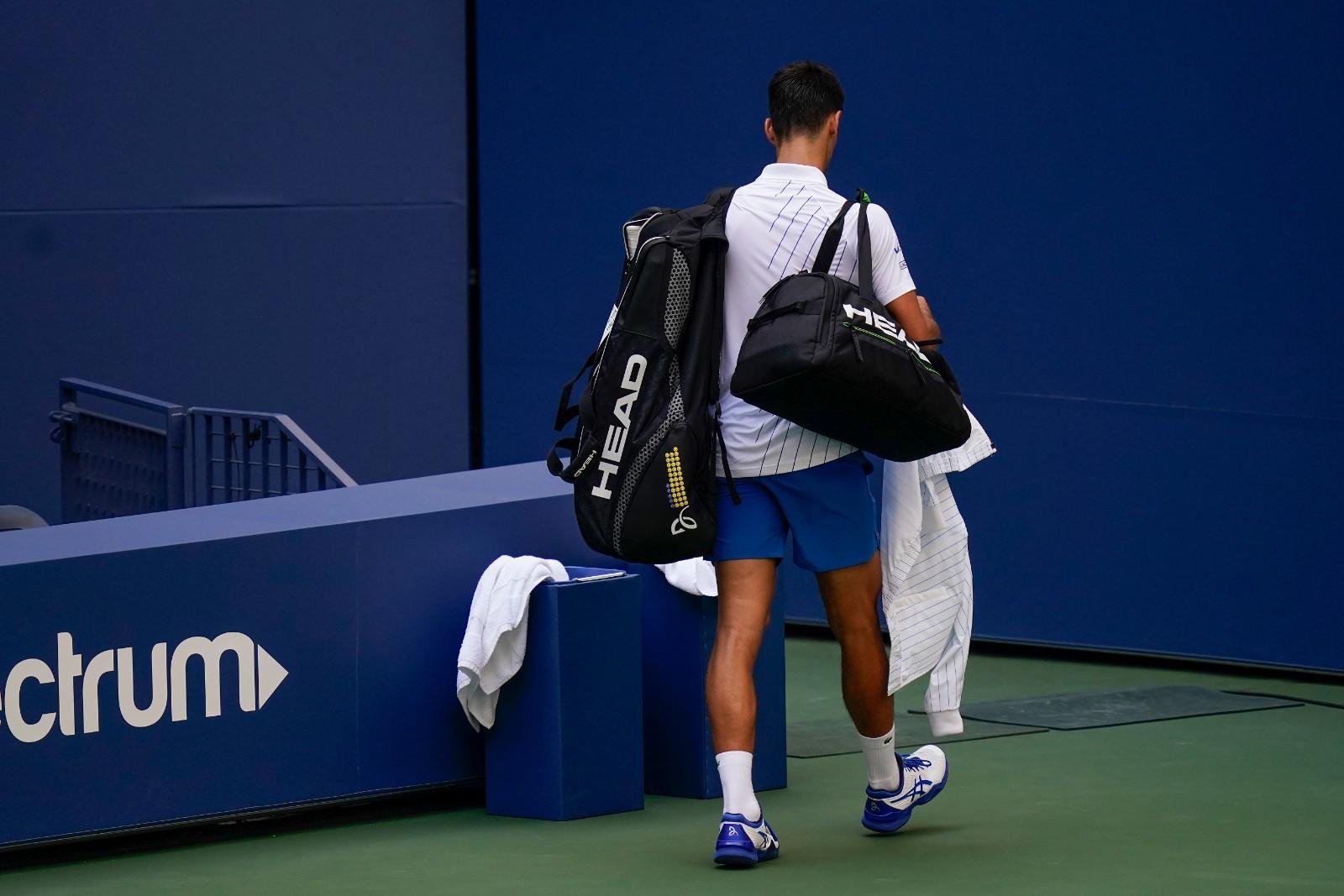 意外状况!德约击中裁判违例 被取消美网参赛资格_图1-4