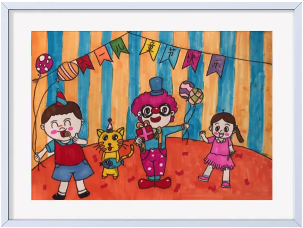 为什么从小学画画的孩子都赢在了起跑线?_图1-3