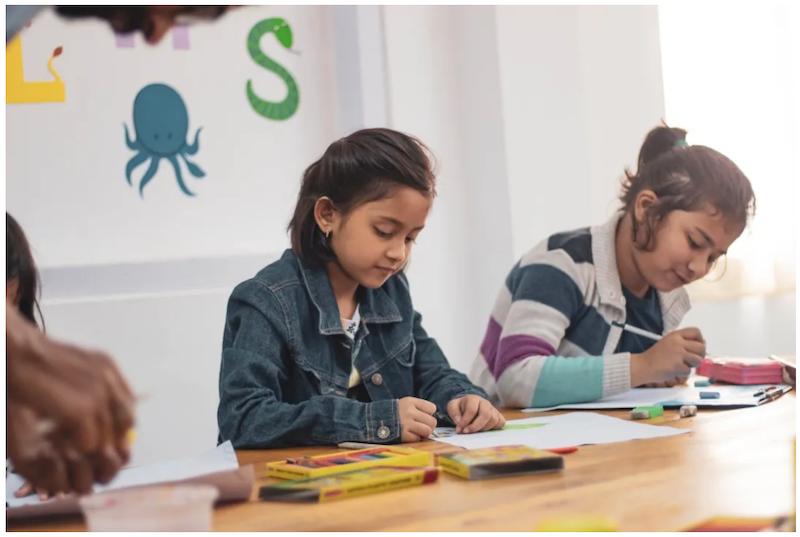 为什么要让孩子从小学画画?这是我听过最好的答案!_图1-8