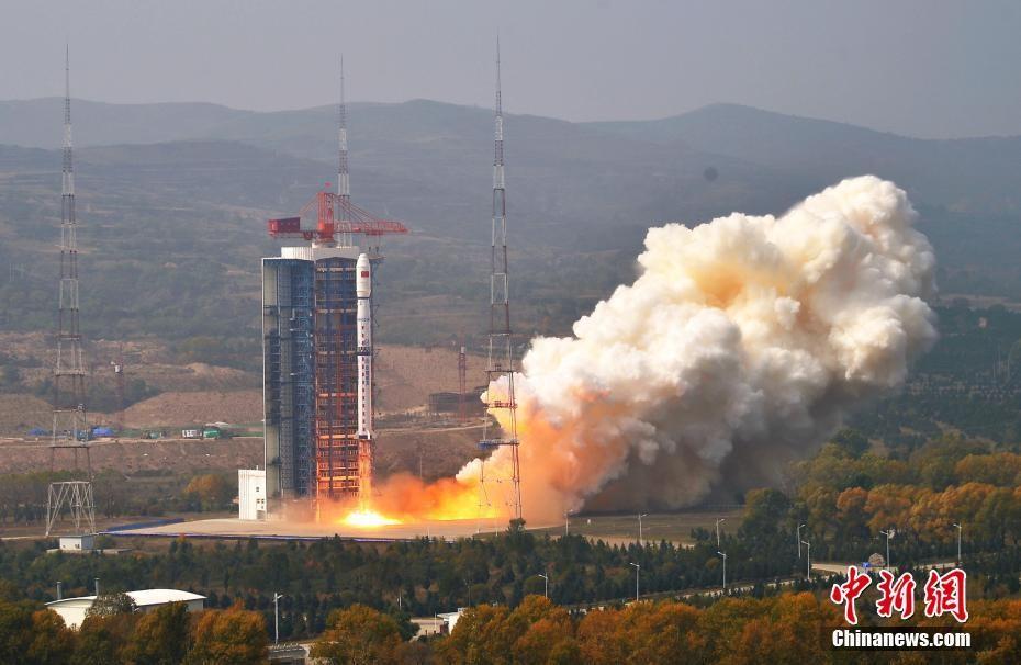 一箭双星 中国成功发射环境减灾二号A、B卫星