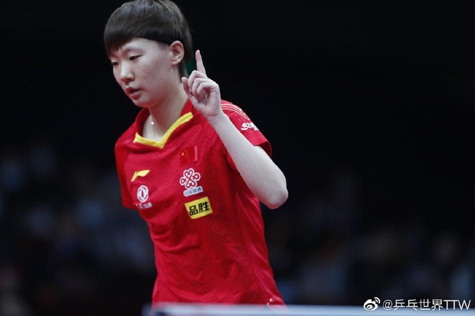 中国国乒提前包揽国际乒联总决赛男女单打冠军