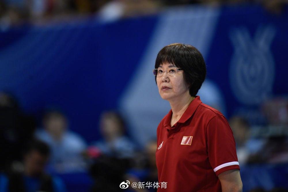 中国女排主教练郎平续约至东京奥运会结束