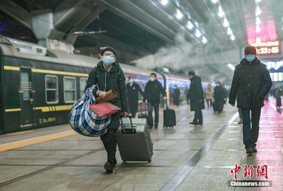 2021年中国春运大幕开启