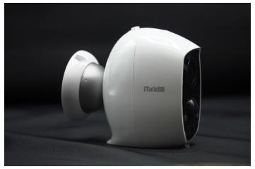 【好物推荐】iTalkBB Aijia家庭智能安防摄像头 价廉也可物美_图1-14