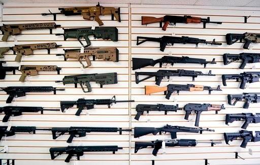 众院通过两项法案 加强对枪支销售及转让背景调查_图1-1