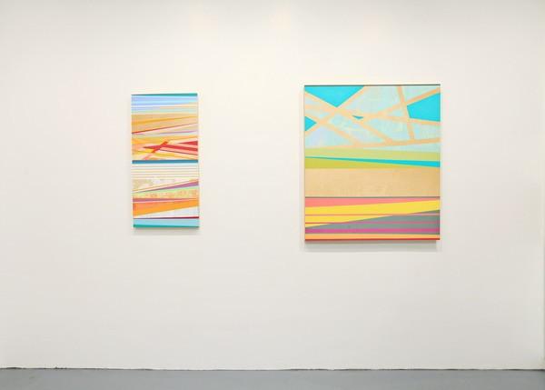 旅日美籍艺术家木下美知得个展 <游·季> 于Crossing Art 艺术中心开幕_图1-2