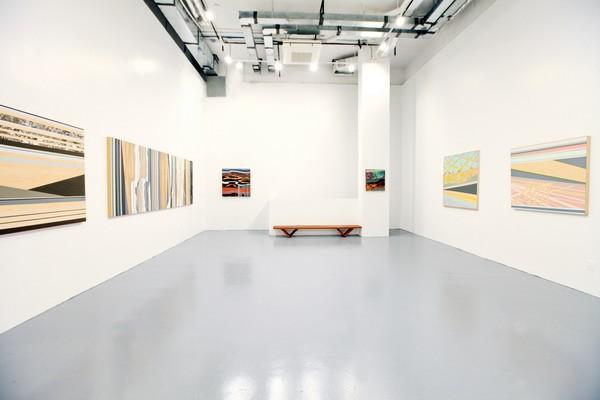 旅日美籍艺术家木下美知得个展 <游·季> 于Crossing Art 艺术中心开幕_图1-5