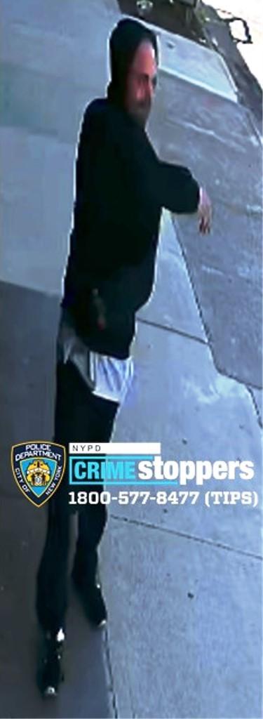 纽约布鲁克林77岁亚裔老人被无辜推倒 疑似又一起亚裔仇恨犯罪_图1-3