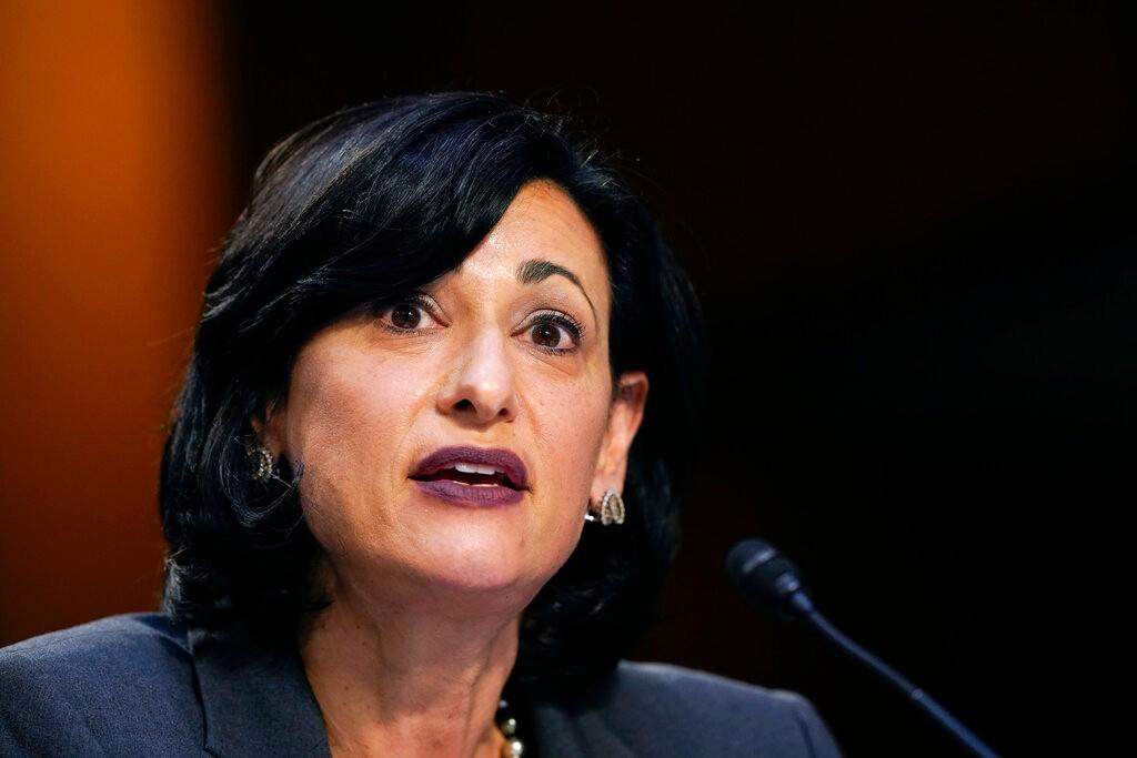CDC主任:英国变种是美国正在传播的主要新冠毒株_图1-1