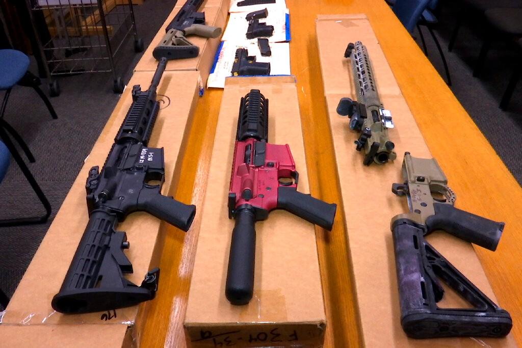 """拜登预计将宣布控枪行政措施 加强对""""幽灵枪""""限制_图1-1"""