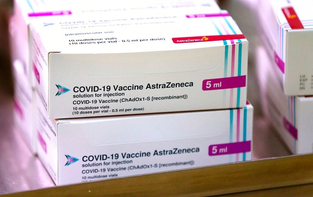 英国将中止30岁以下民众注射阿斯利康疫苗_图1-1