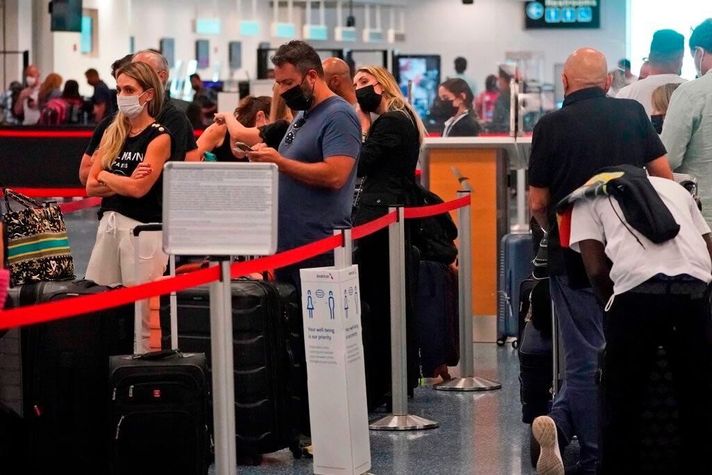 美国放宽逾110个国家和地区旅行建议 对中国限制不变_图1-1
