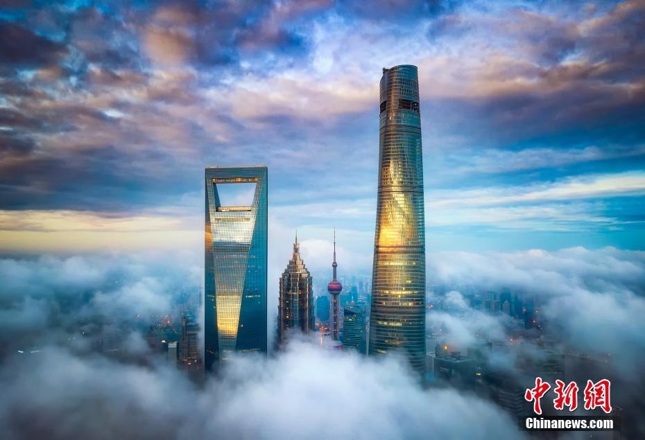 世界上垂直高度最高的酒店在上海开业