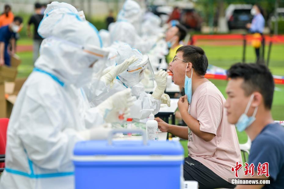 海口新增1例新冠肺炎确诊病例 美兰国际机场全员核酸检测