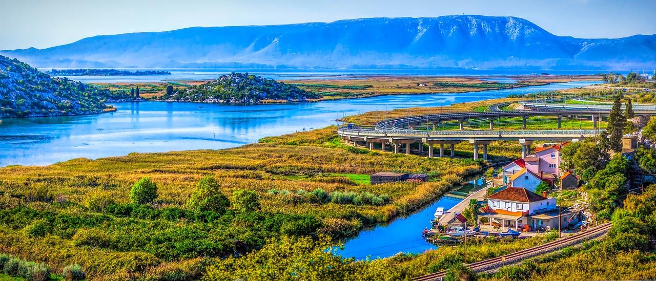 克罗地亚旅途,水边畅想曲