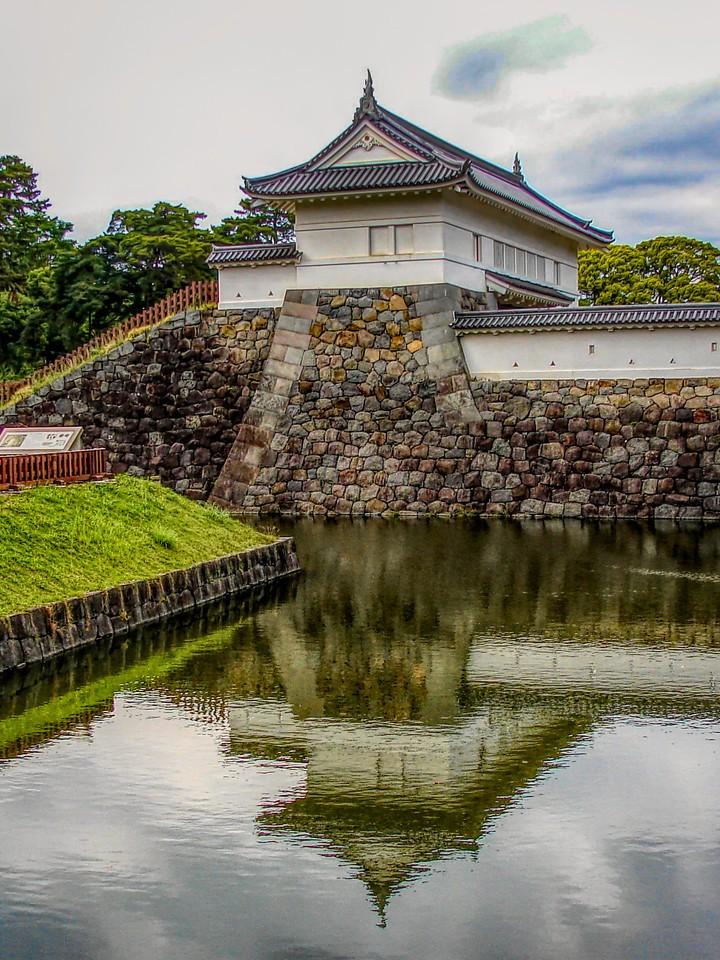 日本印象,古朴建筑