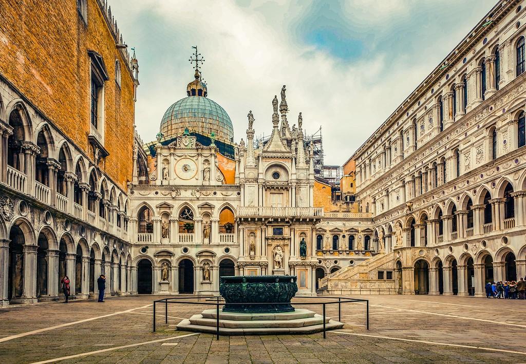 威尼斯圣马可大教堂, 精致杰作