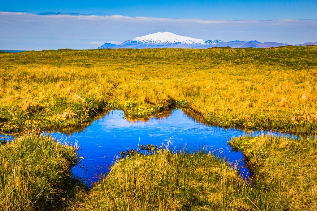 冰岛风采,大地风采