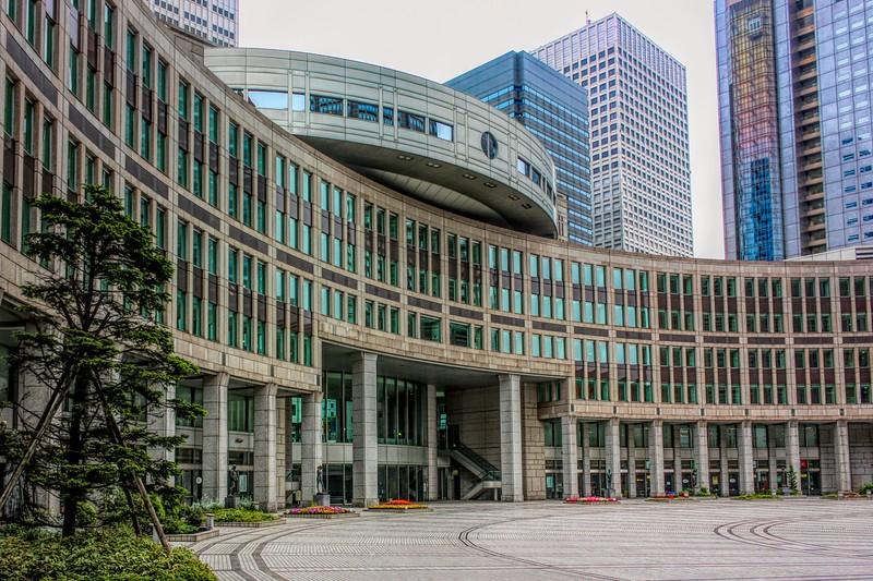 日本印象,城市结构