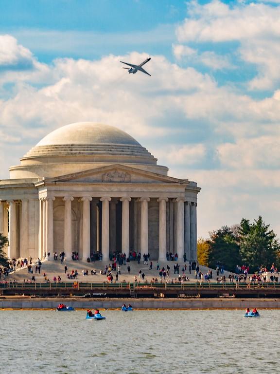 美国华盛顿,景点速写