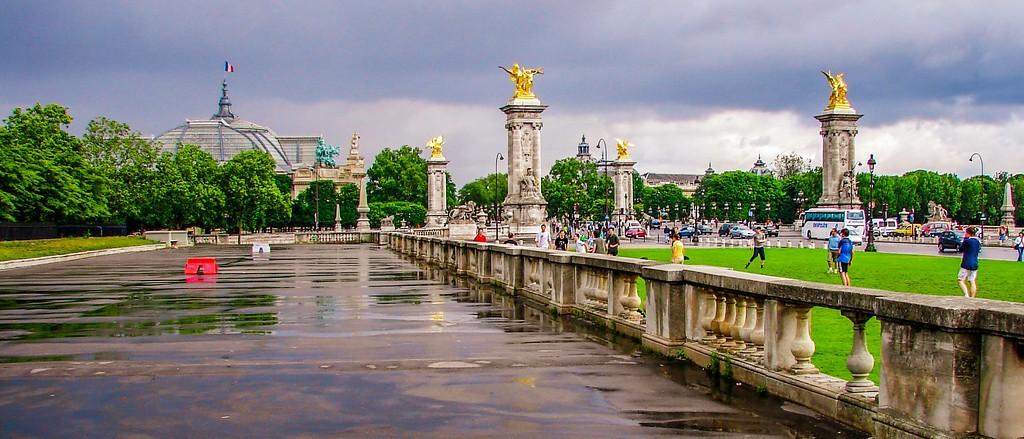 法国巴黎,旅游名城