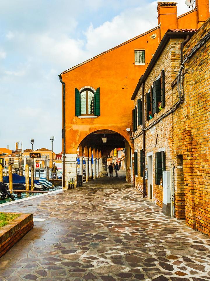 意大利穆拉诺岛(Murano), 岛小