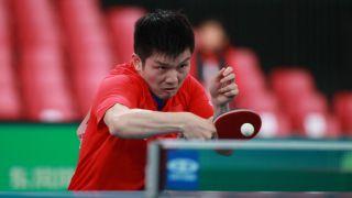 3:0!中国男乒击败日本队 挺进世界杯男团决赛