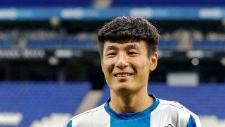 武磊再创中国足球历史!梅开二度助西班牙人获胜