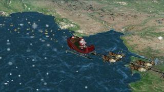 圣诞老人住哪里?什么时候才会给我送礼物?