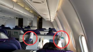 飞机上一张照片曝光 演员梅婷被骂上热搜 本人两度道歉