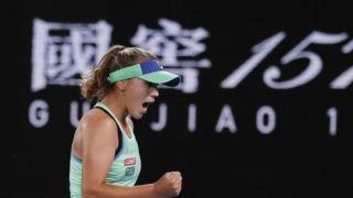 一黑到底!21岁美国新星肯宁澳网女单夺冠