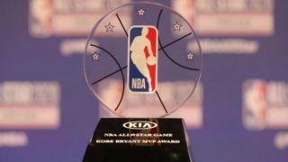 NBA:全明星MVP奖将被更名为科比-布莱恩特MVP奖