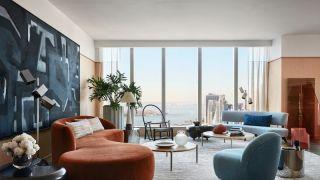全球顶尖设计师精心打造 曼哈顿广场一号全新样板间亮相