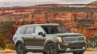 "起亚KIA TELLURIDE获评U.S. News & World Report""家庭首选SUV"""