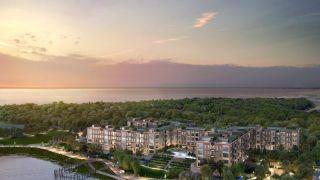 亲水而居享都市惬意 纽约长岛北岸豪华景观公寓70万美金起售