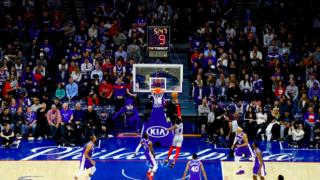 NBA高层呼吁取消本赛季剩余比赛 集中精力下赛季回归