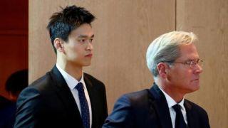 截止日期前最后时刻 孙杨正式对8年禁赛提起上诉